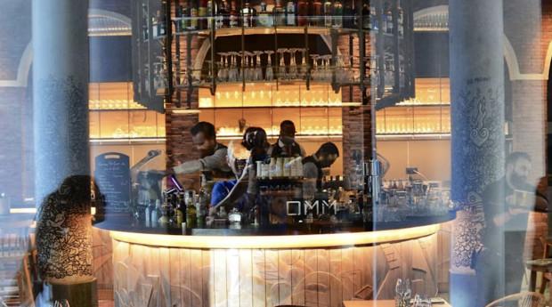 MISS PARADIS restaurant. Lyon. OA