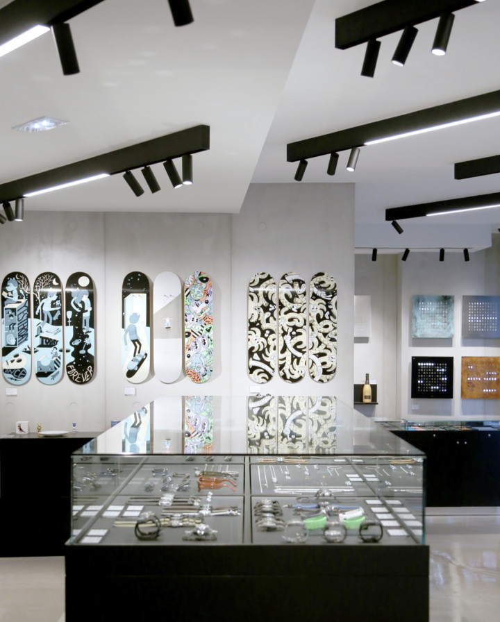 NOUS concept store #1. Paris. AtelierHA