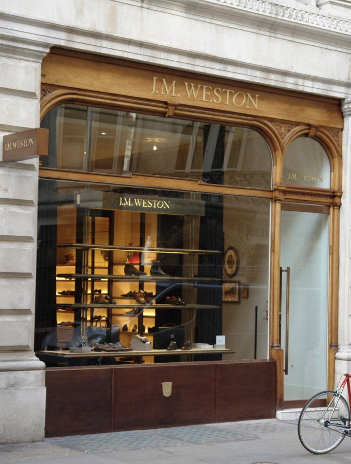 JM WESTON stores. Worldwide. ARCHITECTURE & ASSOCIES